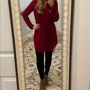 Tops - Beautiful Wine color tunic